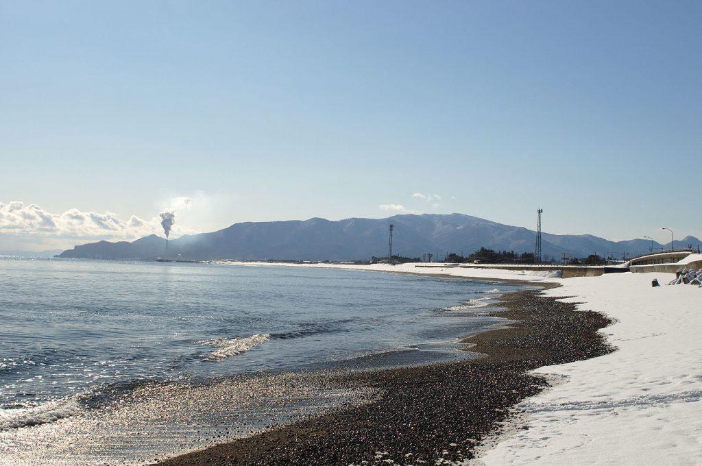 日本、北海道、木古内町(1)
