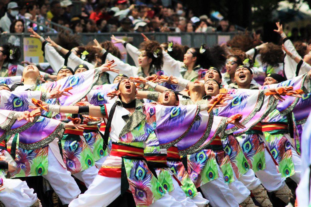 第25回YOSAKOIソーラン祭り4-2