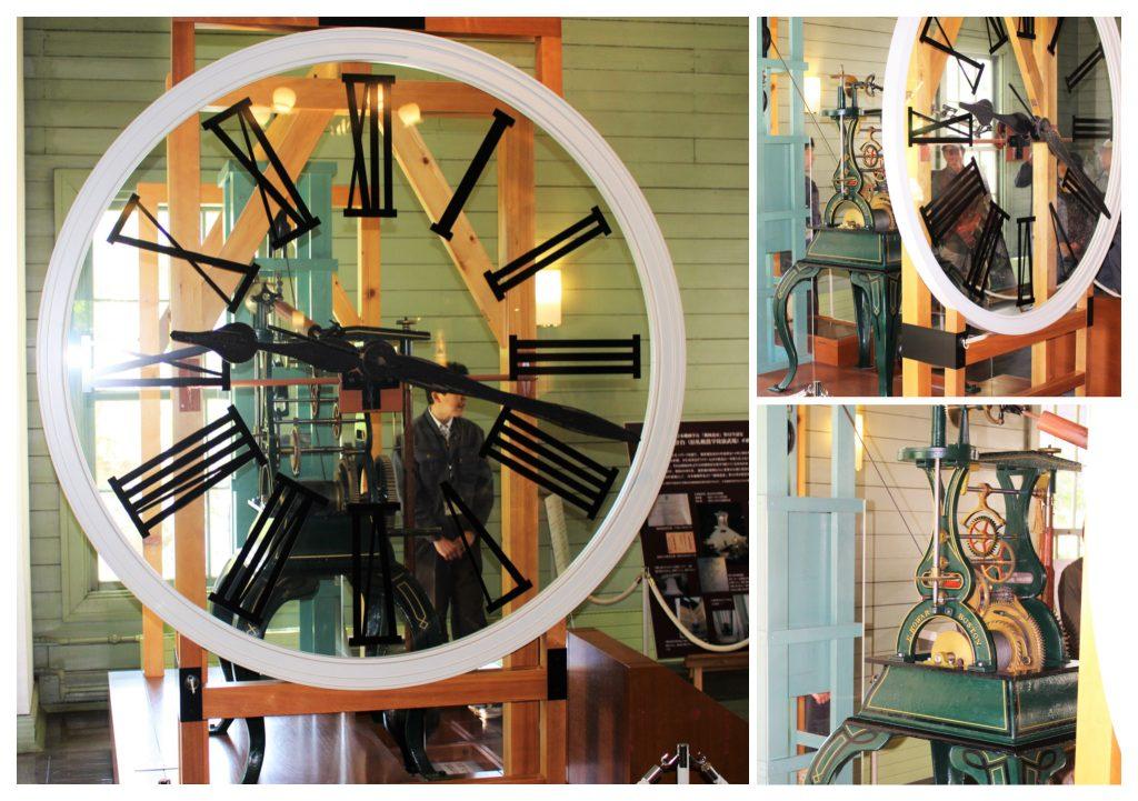 時計デモ機_collage