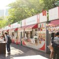 今年も札幌大通公園は賑わっております!第58回さっぽろライラックまつり(1)